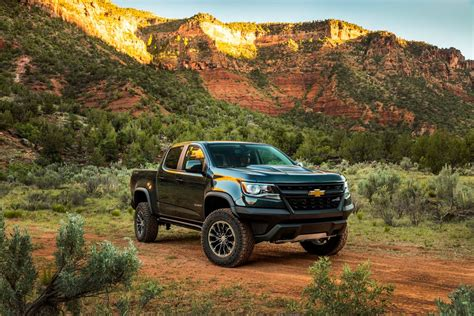 chevy colorado 2017 chevrolet colorado zr2 drive the best of both