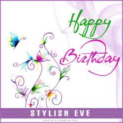 stylish and cute happy birthday cards 04 stylish eve