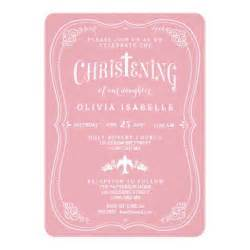 blessing invitation blessings for baby christening invitation zazzle