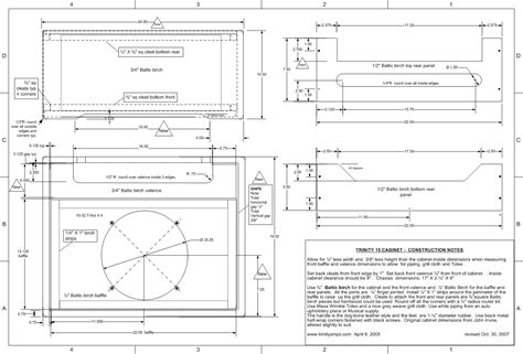 wood work plans for guitar cabinet pdf plans