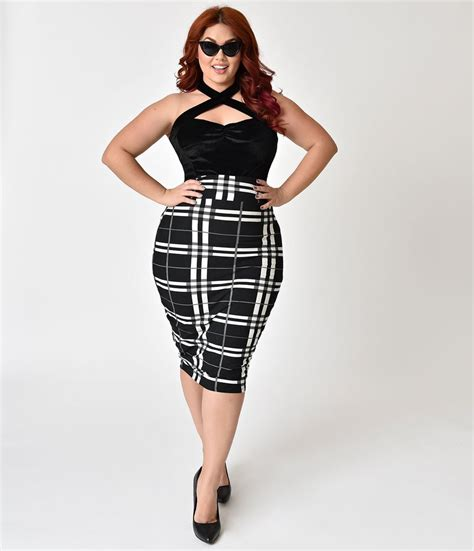 pinups for black weddings high waisted pencil skirts swing pin up skirts unique