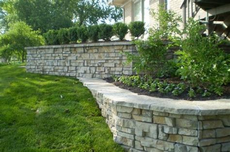 Planter Retaining Wall by Retaining Wall Photos Decorative Wall Ideas And