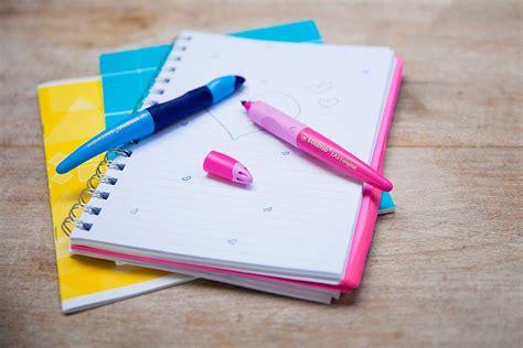 light up pens for handwriting stabilo easy original handwriting pen for right