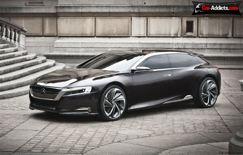 citroen concept cars citroen ds numero 9 concept wallpaper video info price