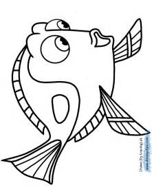 dory coloring pages finding dory coloring pages disney coloring book