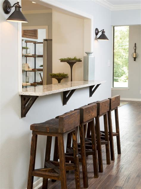 Counter Height Chairs For Kitchen Island Fixer Upper A Rush To Renovate An 80s Ranch Home Hgtv