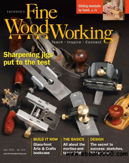 fine woodworking april   ebooks