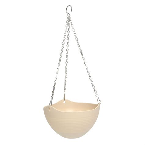 Hanging Planter Chain by Plastic Plant Planter Hanging Pot Chain Balcony Decor