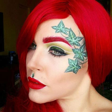 poison ivy makeup designs trends ideas design