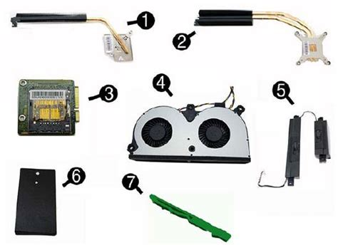 Spare Part Komputer Pc hp eliteone 800 g1 all in one pc spare parts hp