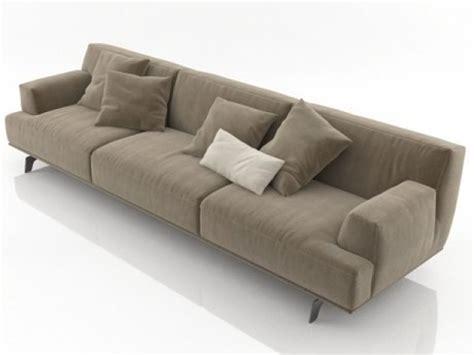 tribecca sofa tribeca 3d model poliform
