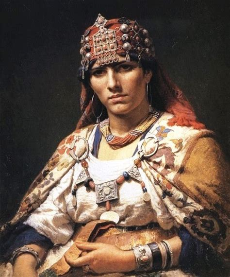 berber tribal women beauty will save