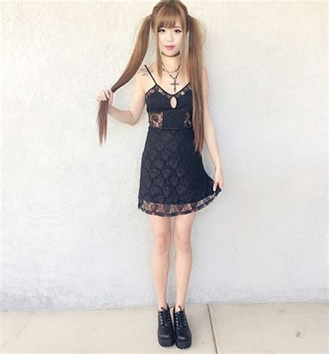 In Style Asia dress fashion asian kawaii style pretty grunge