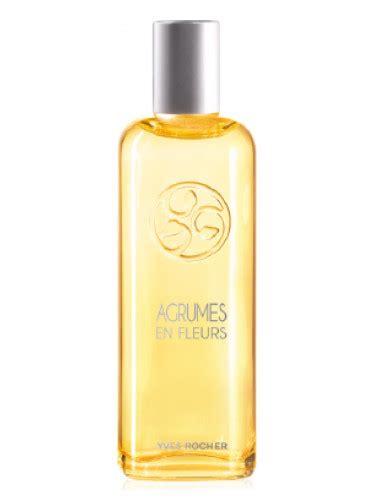 agrumes en fleurs yves rocher parfum un parfum pour femme 2012