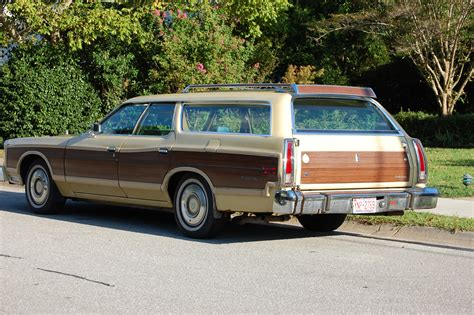 Country Ford by 1976 Ford Country Squire Wagon For Sale