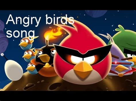 angry birds space theme song angry birds space song not theme