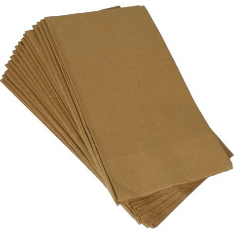 paper guest towels gold 16 953276 mardigrasoutletcom