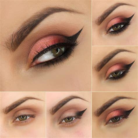imagenes de ojos pintados con sombras 20 sorprendentes trucos de maquillaje con sombras de colores