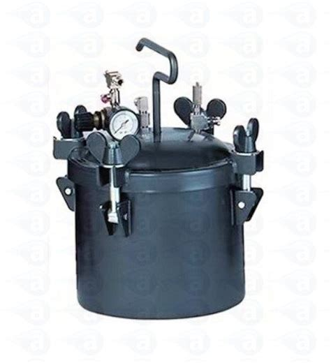 Pneumatic Pressure For Planters by Ts1210 Pressure Pot 10 Litre Tank From Adhesive Dispensing Ltd