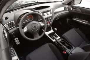 Subaru Inside 187 Subaru Impreza Interior Best Cars News