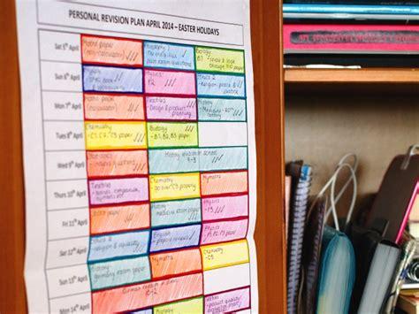 printable revision planner free worksheets 187 printable revision timetable free math