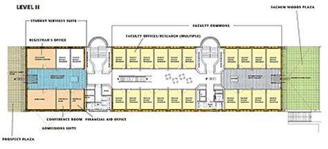 Floorplan Drawing Website kroon hall yale school of forestry amp environmental studies