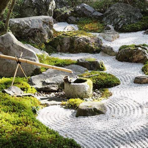 accessori giardino zen giardino zen significato e utilizzo degli elementi