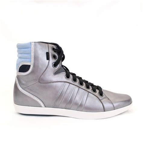 womens high top athletic shoes adidas slvr s high top sneaker athletic shoes