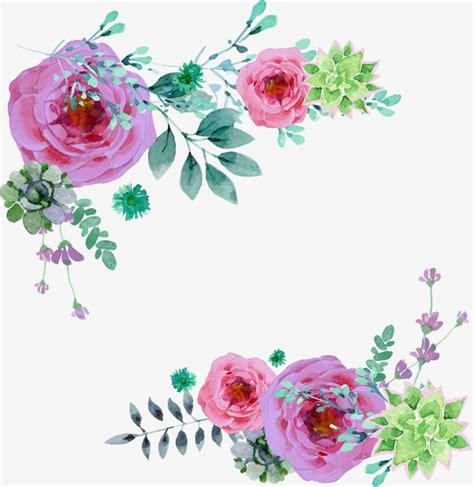 imagenes vectores de flores vector de flores pintadas a mano vector pintado a mano