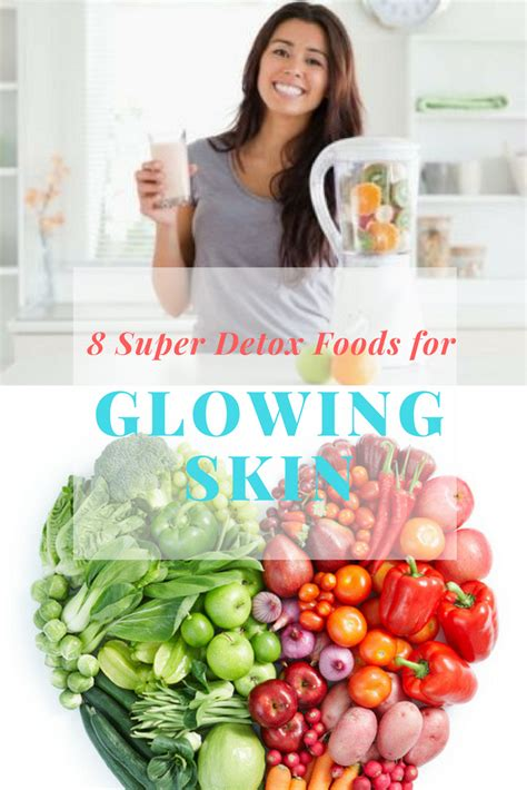 Detoxing Foods For Skin by 8 Detox Foods For Glowing Skin Find Health Tips