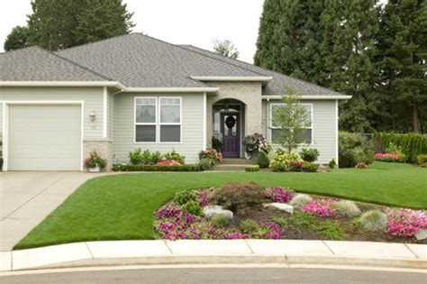 house landscape pictures home landscaping tips