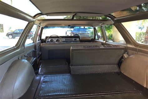 Vista Cruiser Interior by Best Original 1966 Olds Vista Cruiser Left