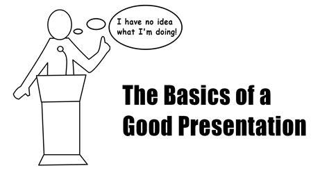 The Basics Of A Presentation Prezibase