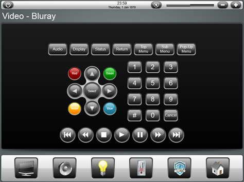 Blog Gui Ja Board Streamline Iviewer Templates Now Available Commandfusion Crestron Gui Templates