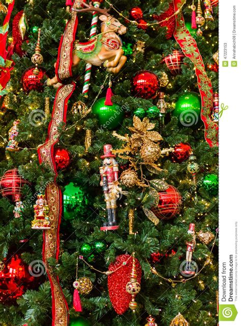 christmas tree stock photo image 47223153