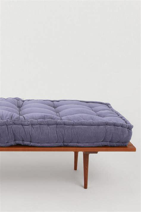 velvet bench cushion solid velvet floor cushion