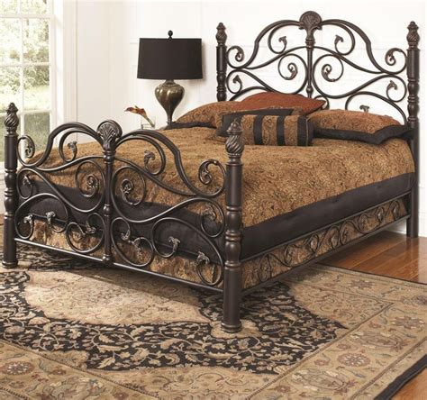 bella iron bed  bronze  largo furniture humble abode   wrought iron beds wrought