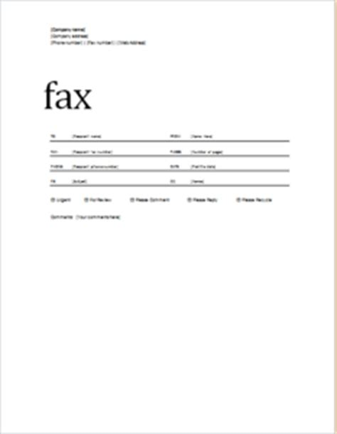 professional cover sheet 19 fax cover sheet templates for everyone templateinn
