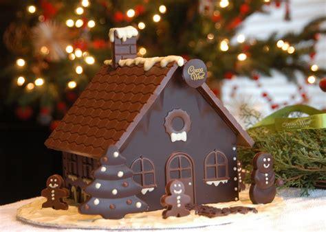 Chocolate House 3 pigs