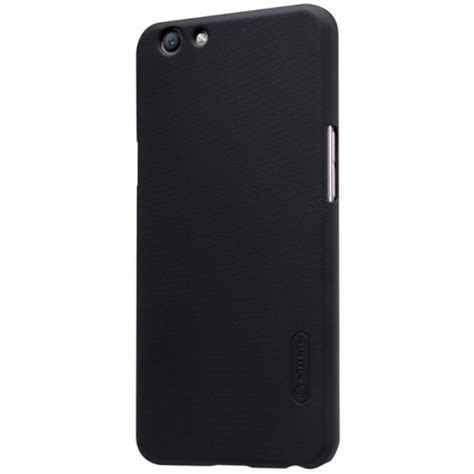 Hello Black Hardcase For Oppo F1s jual nillkin frosted oppo f1s black indonesia original harga murah