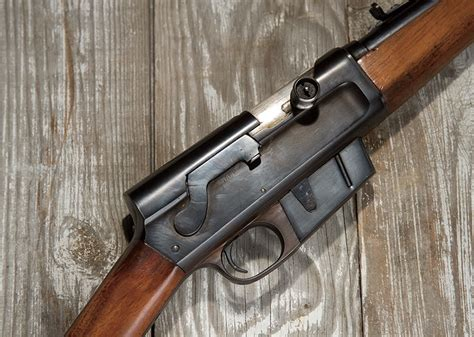 American Rifleman   A Look Back at the Remington Model 8