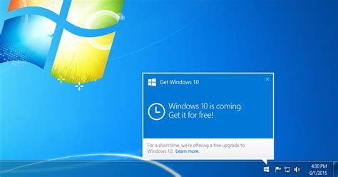 install windows 10 before notification how to get rid of windows 10 upgrade notification