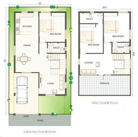 duplex blueprints 4 indian duplex house plans 600 sq ft 20x30 interesting