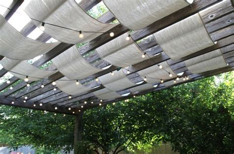 pergola canopy fabric 10 ways to improve your garden with a pergola pergola diy