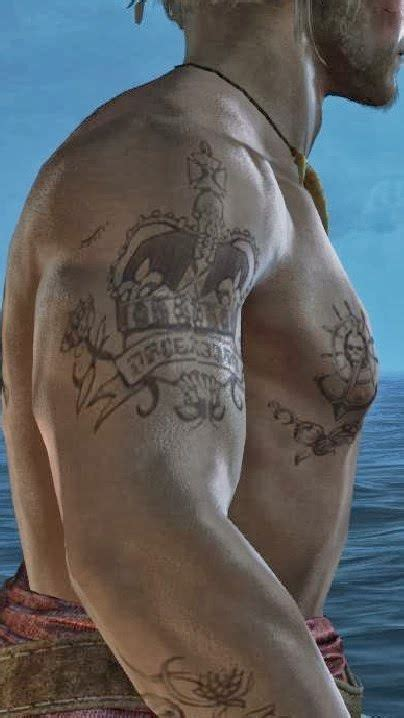 edward kenway tattoos 303 best assassin s creed iv black flag edward kenway