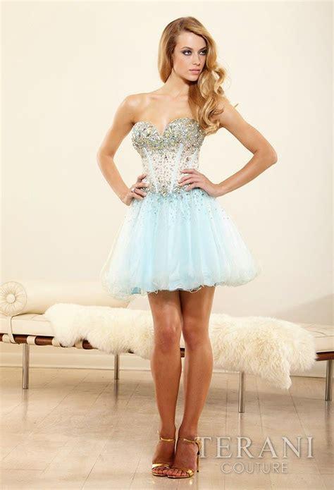 Terani couture short prom dresses terani prom dresses promdresses