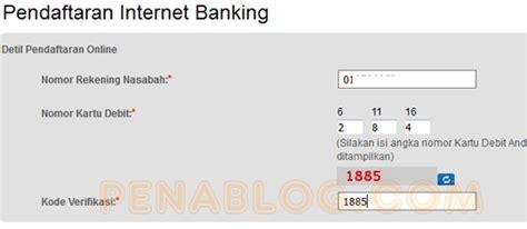 ib bank bni cara daftar banking bni