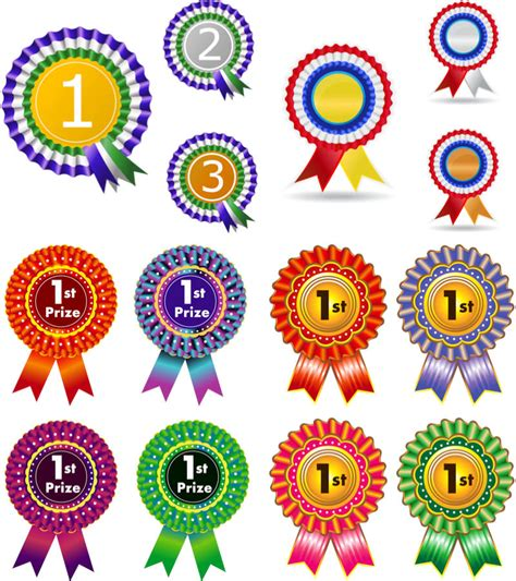 1st prize ribbon template images badges free clip free clip