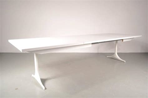 expandable dining table by george nelson for herman miller extendable american dining table by george nelson for