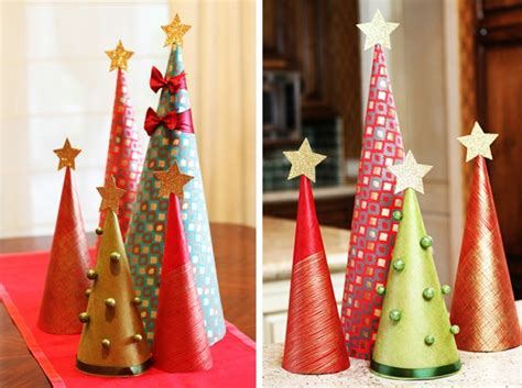 christmas decorations for children to make at home d 233 co no 235 l 224 faire soi m 234 me 75 id 233 es de sapin original